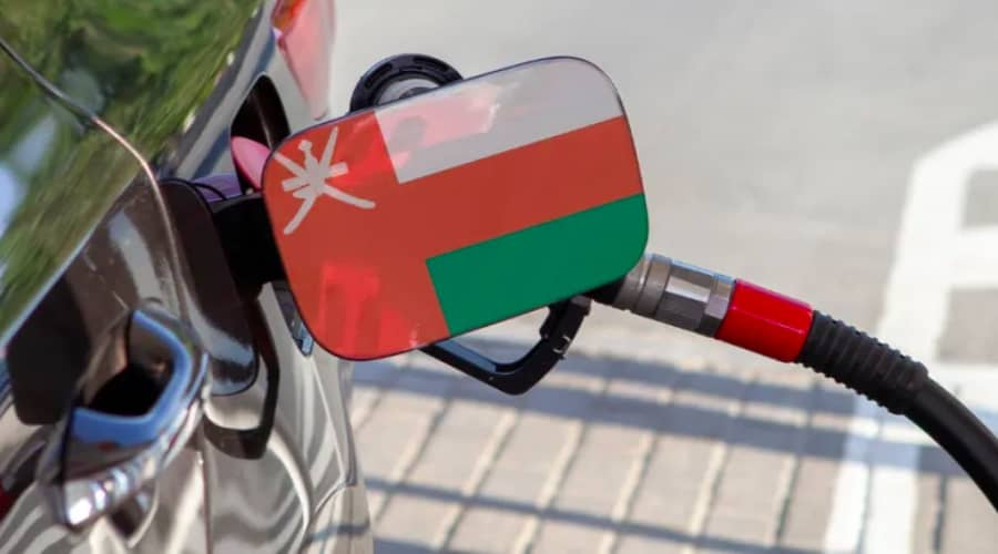 fuel in oman / price