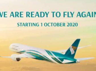 Image Credit: twitter @omanair