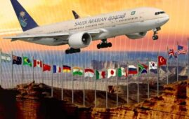 Saudia Airlines resumes flights