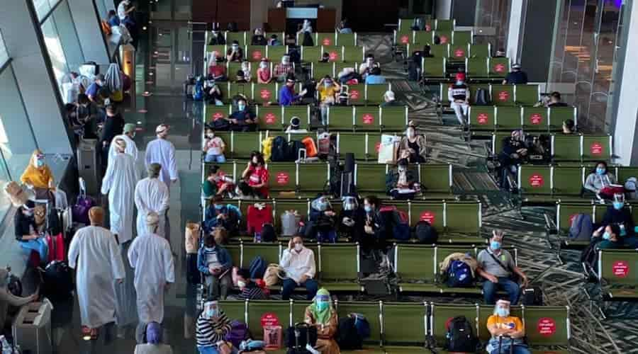 Procedures for passengers travelling to and from Oman – COVID-19