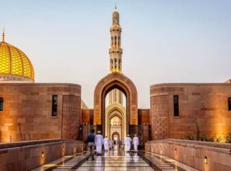 elderly, kids not allowed in mosques in oman