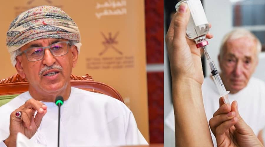 oman to make vaccine free for target groups