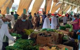 Central market oman