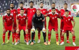 Oman football team